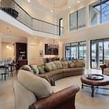 Dom, 4 spálne, výhľad na more, s výhľadom na more - Obývacie priestory