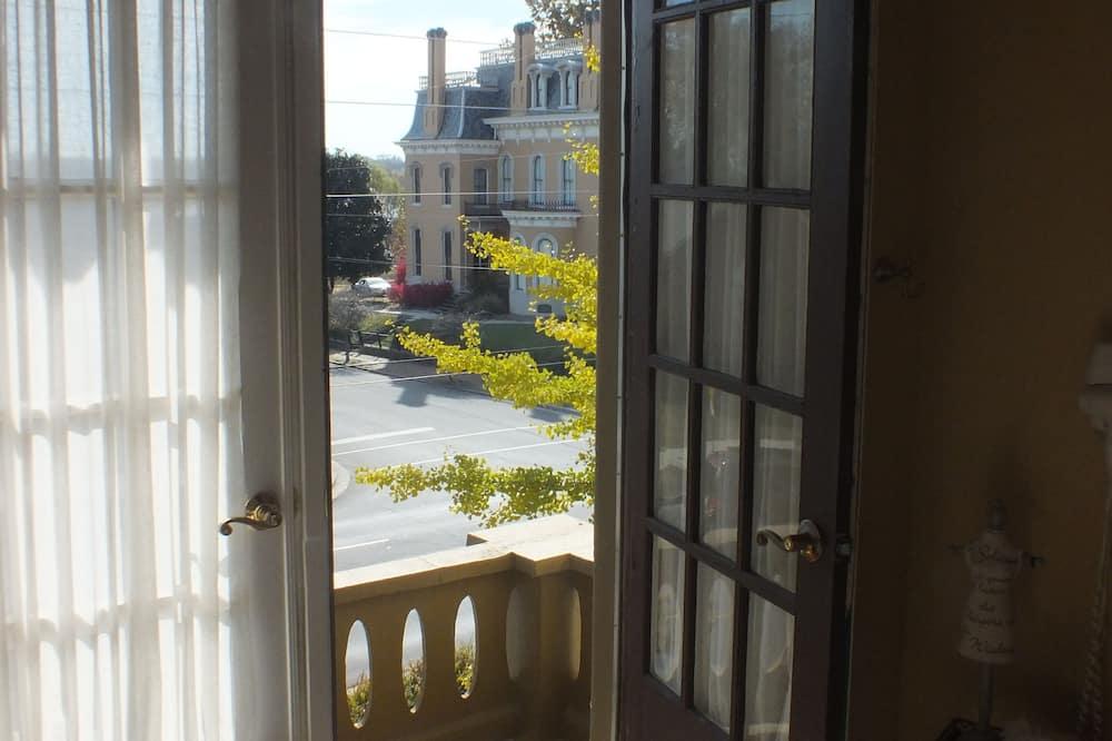 Deluxe-Zimmer, 1King-Bett (Culbertson Suite) - Balkon