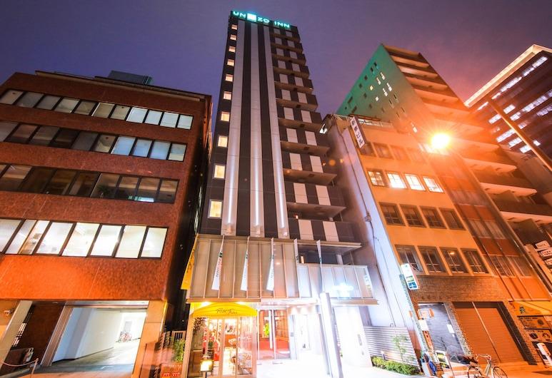 UNIZO INN Tokyo Kandaeki-West, Tokyo, Hotel Front – Evening/Night