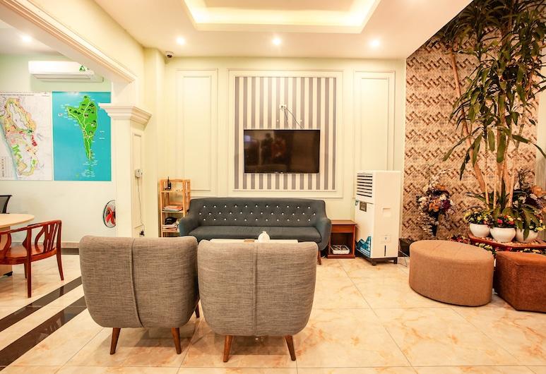 L&M Hotel, Phu Quoc, Lobby Sitting Area