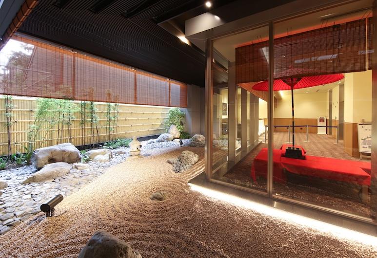UNIZO INN Kyoto Kawaramachi Shijo, Kyoto, Vonios kambarys