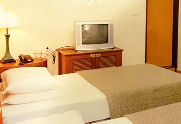 Lotus Family Hotel, Medan Tuanku, Kuala Lumpur, Twin Room, Guest Room