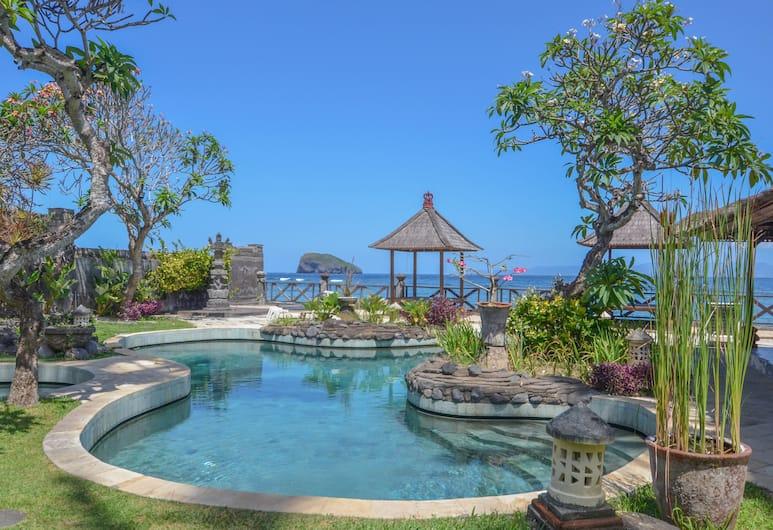 Ida Beach Village Candidasa, Karangasem, Pool