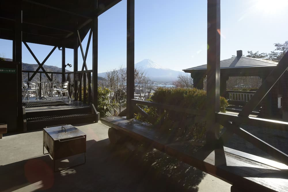 Superior Cottage Type B - Terrace/Patio
