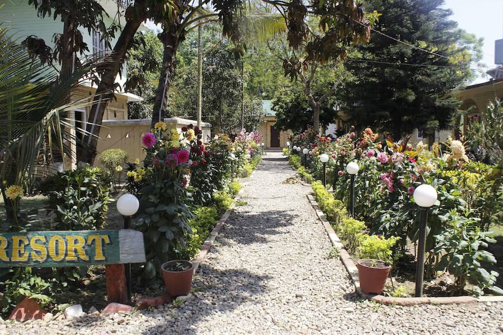 Pokoj typu Deluxe - Výhled do zahrady