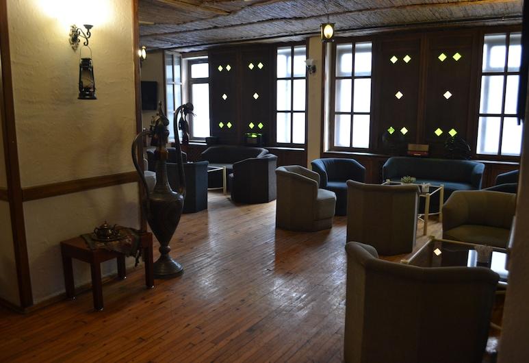 Baykara Hotel, Konya, Salón en el lobby