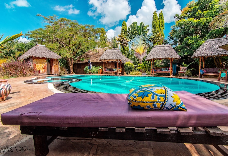 Diani Backpackers - Adults Only, Diani Beach, Outdoor Pool