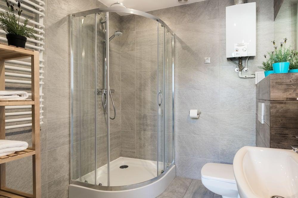 Deluxe Studio Suite, 1 Bedroom, City View (number 1) - Bilik mandi