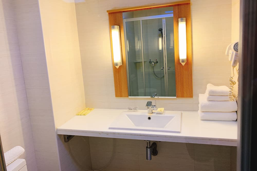 Habitación Senior, 1 cama Queen size - Baño
