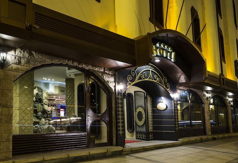 Balikcilar Hotel, Konya, Entrada interior
