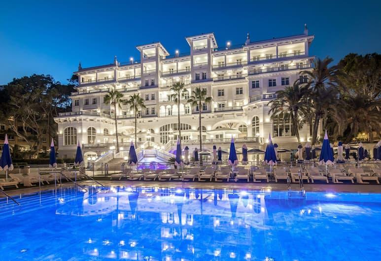 Gran Hotel Miramar, Málaga, Outdoor Pool