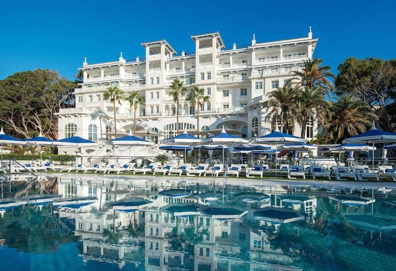 Gran hotel Miramar GL, Málaga, Āra baseins