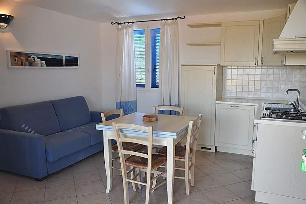Domek, 2 ložnice - Obývací prostor