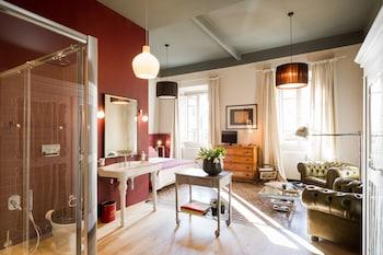 Foto van Arnobio Florence Suites in Florence