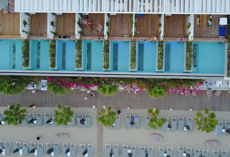 Mykonos Dove Beachfront Hotel, Mikonos