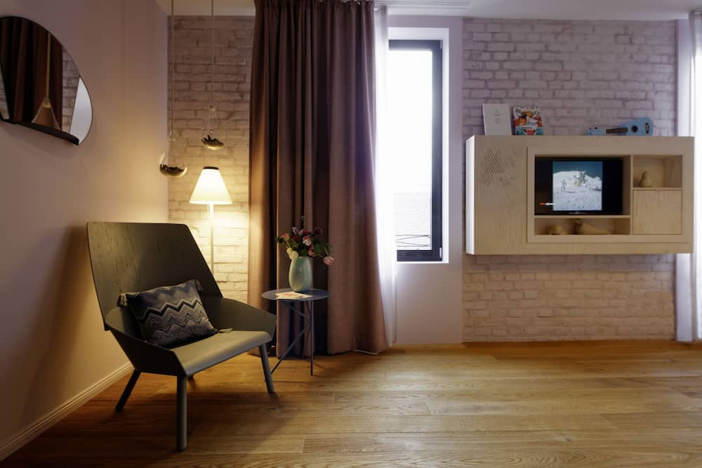Comfort Plus LIBERTINEs 25 - Sala de estar