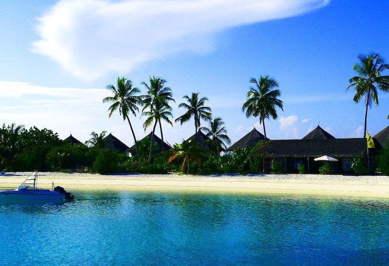 Safari Island Resort, Мушимасгалі, Пляж