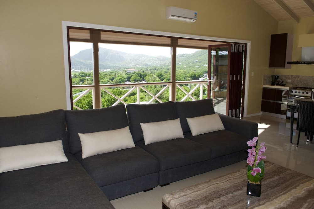 Signature Cottage, 2 Bedrooms, Kitchen, Panoramic View - 客廳