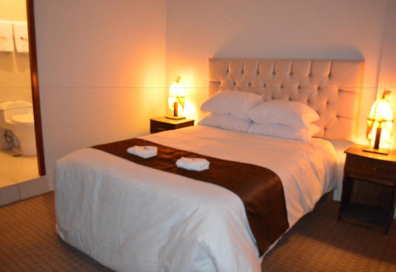 Andino Hotel, מאצ'ו פיצ'ו, חדר אורחים