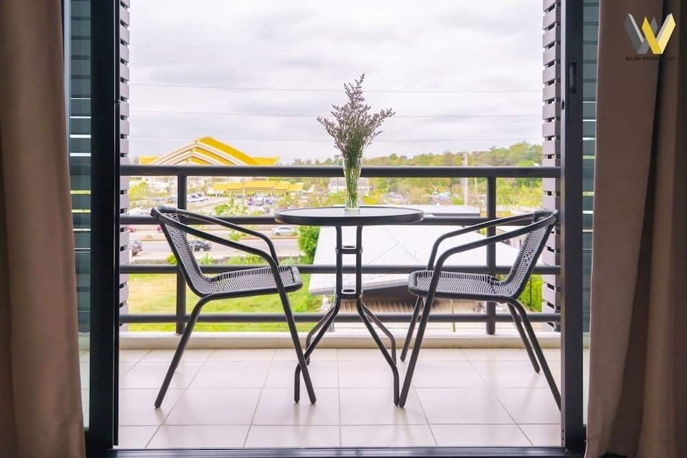 Superior dvokrevetna soba - Pogled s balkona
