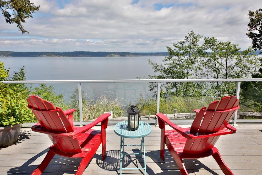 Dom, 2 łóżka pojedyncze, widok na morze (227 - Saratoga Vista) - Balkon