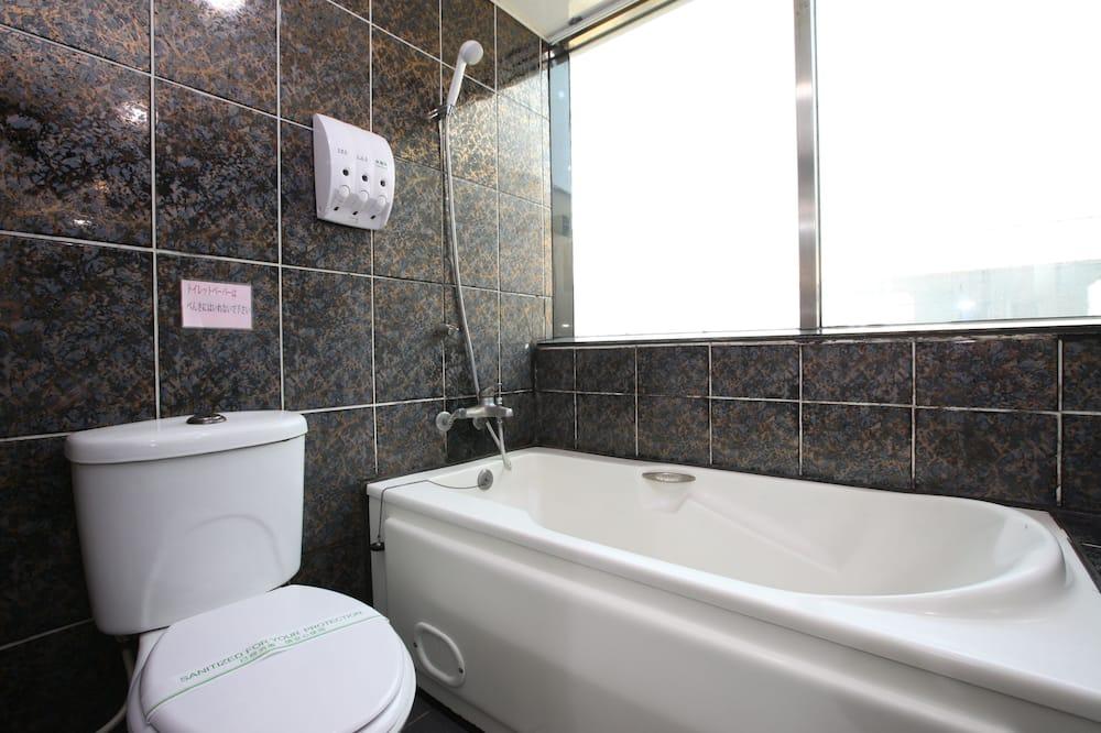 Habitación doble básica - Baño