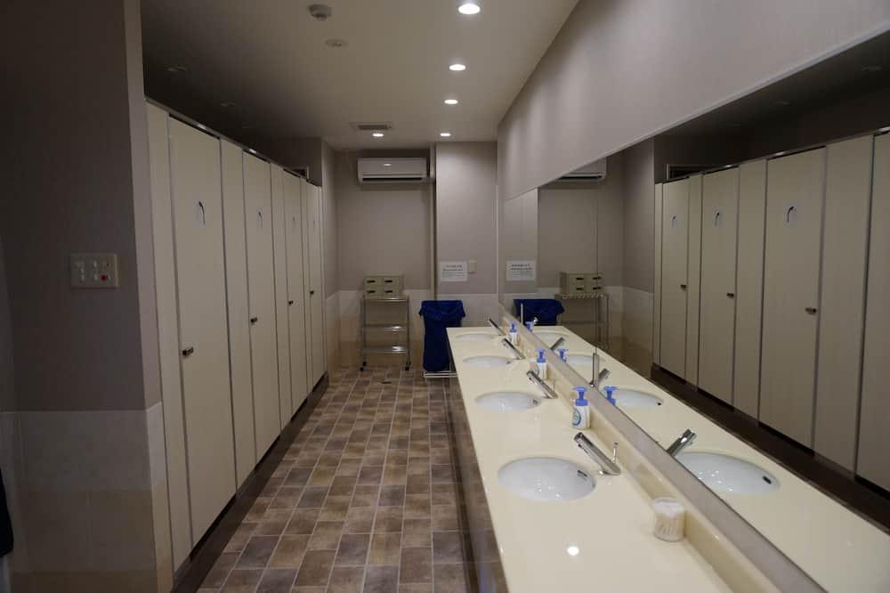 Double Room, Non Smoking, Balcony - Bathroom