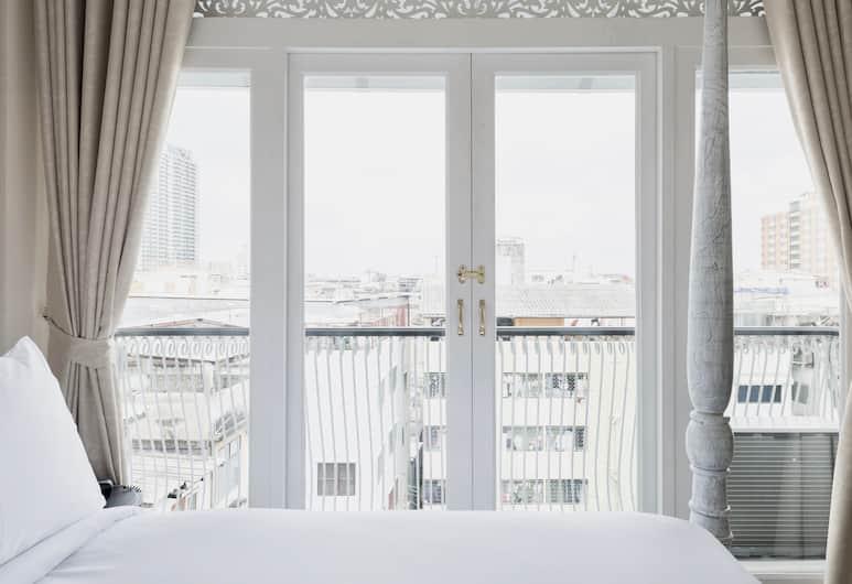 Noursabah Bed Bangkok, バンコク, スイート, 客室からの眺望
