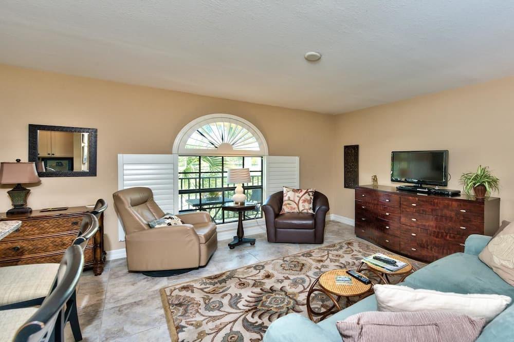 Luxury Σπίτι, 1 Υπνοδωμάτιο, Θέα στην Πόλη, Executive Επίπεδο - Περιοχή καθιστικού