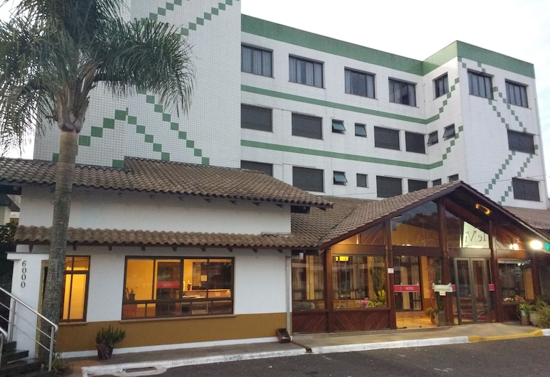Bemtevi Hotel e Restaurante, Farroupilha, Hotel Front
