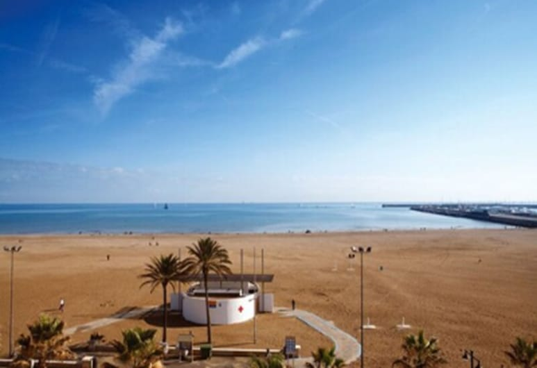 Hotel Boutique Balandret, Valencia, Beach