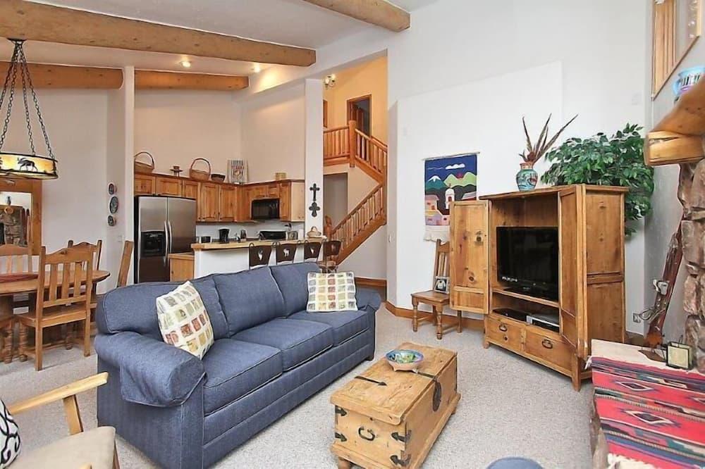 Rodinný dom, 3 spálne - Obývacie priestory