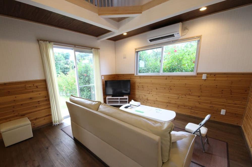 Room, 3 Bedrooms - Living Room