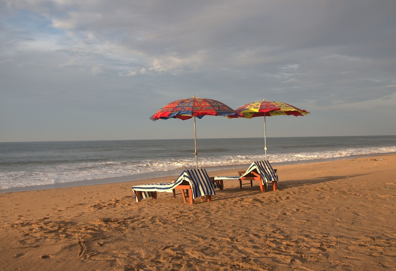 Lotus Resort Konark, Puri, Beach