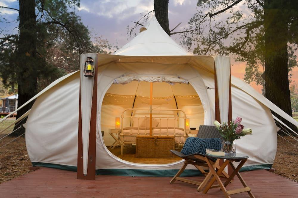 Harmony Glamping Belle Tent - Balcony