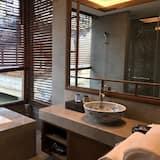 Executive-sviitti, 1 makuuhuone, Näköala pihalle - Kylpyhuone