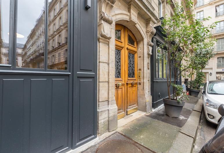 Apartments WS Opéra - Folies Bergères, Παρίσι, Λόμπι