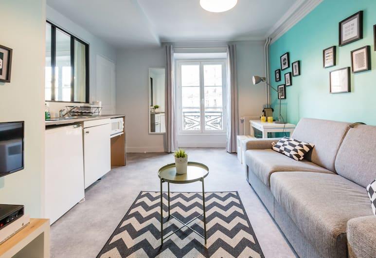 Apartment WS Mouffetard - Panthéon, Pariis, Külaliskorter, 1 magamistoaga, Tuba