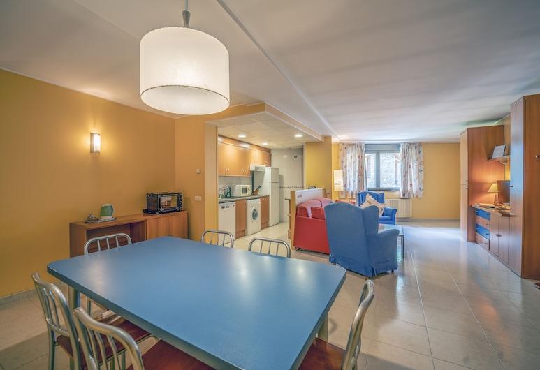Apartaments del Meligar, Encamp, Apartamentai, 2 miegamieji, Svetainė