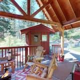 Cabin, 2 Bedrooms - Balkoni