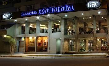 Fotografia do Gran Hotel Continental em Mar del Plata