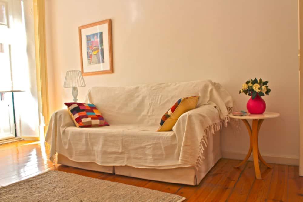 apartman, 2 hálószobával - Nappali