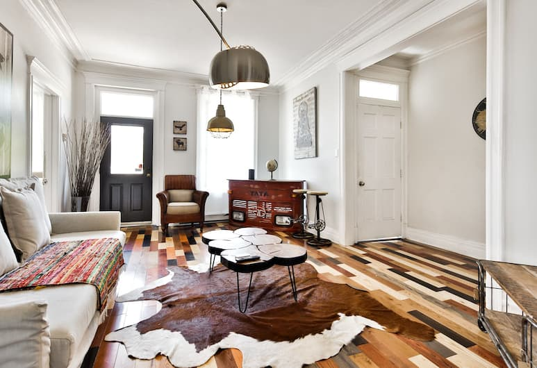 Les Residences du Parc Mont Royal, Montreal, Panoramic Apartment, 3 Bedrooms, Non Smoking, Park View, Room