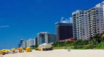 Obrázek hotelu TSBS Ocean Front Casablanca Studios with Beach access ve městě Miami Beach