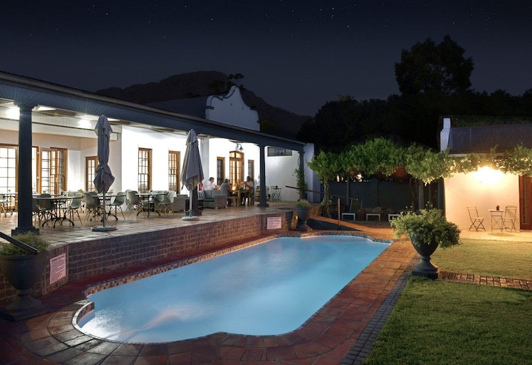 Mont d'Or Franschhoek, Franschhoek, Outdoor Pool