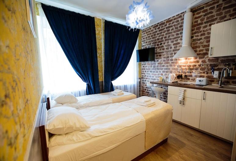 Отель «Усадьба на Елизарова», Санкт-Петербург, Студия, Номер