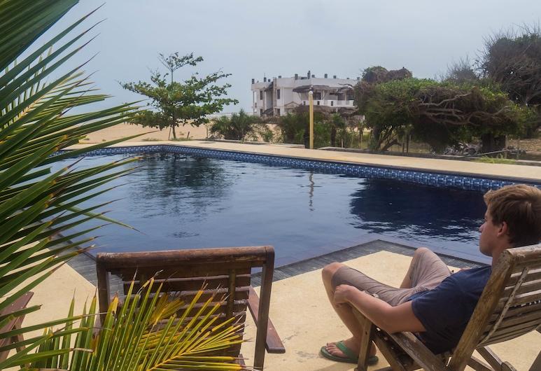 Dreamspot Ecolodge, Kalpitiya, Vanjski bazen