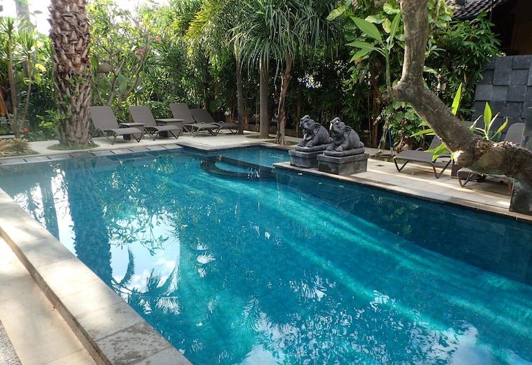 Alami Resort & Restaurant, Karangasem, Hồ bơi ngoài trời