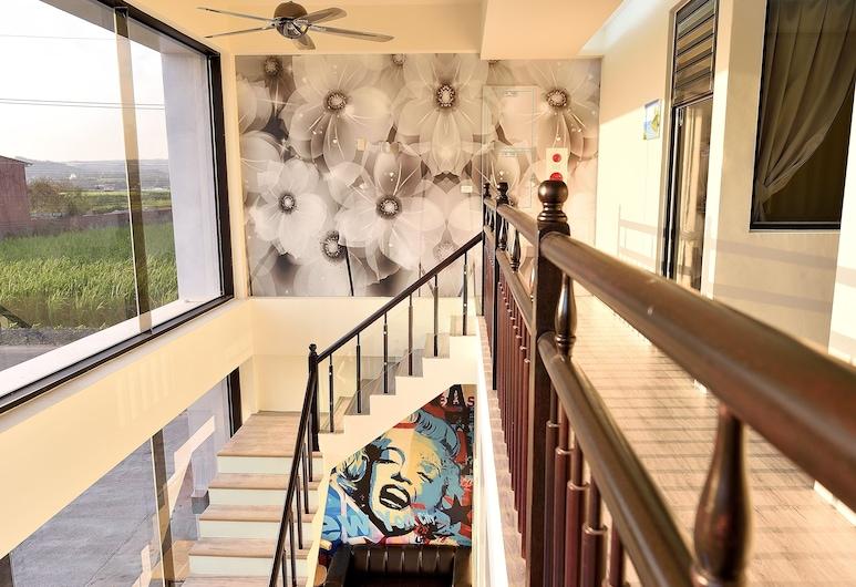 可可摩鐵時尚旅店, 埔里鎮, 高級雙人房, 露台, 大堂