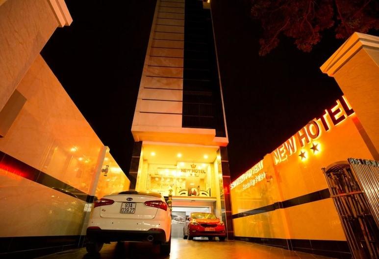 New Hotel & Apartment, Thu Dau Mot, Front of property - evening